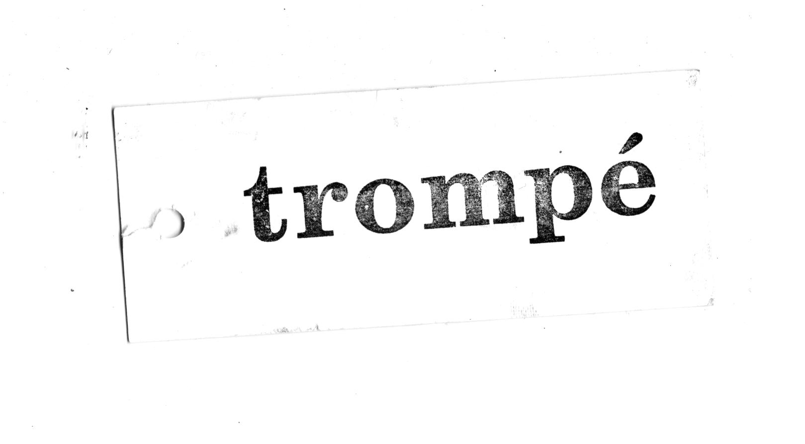 Trompè